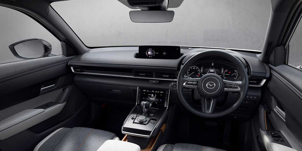 Салон Mazda MX-30