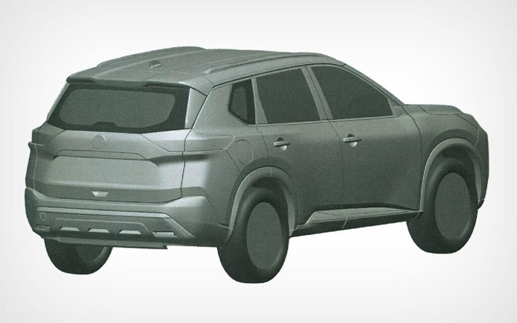 Обновленный Nissan X-Trail - 2