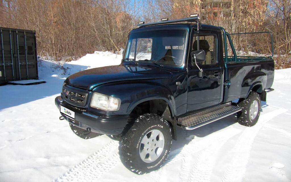 ГАЗ-2308 «Атаман»