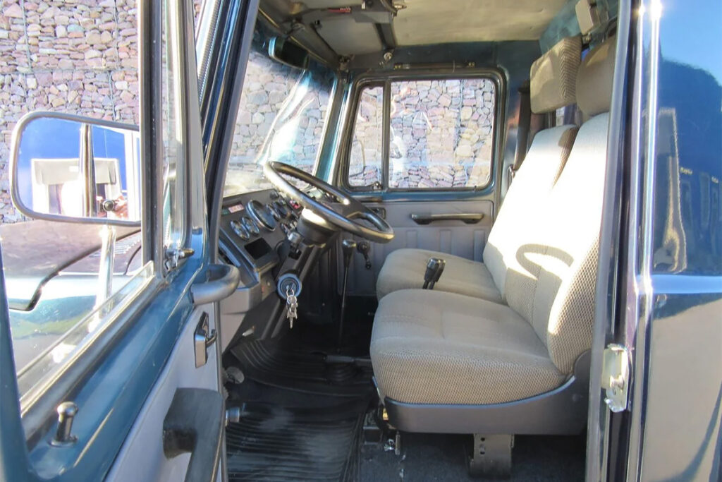 Салон ГАЗ-2308 «Атаман»