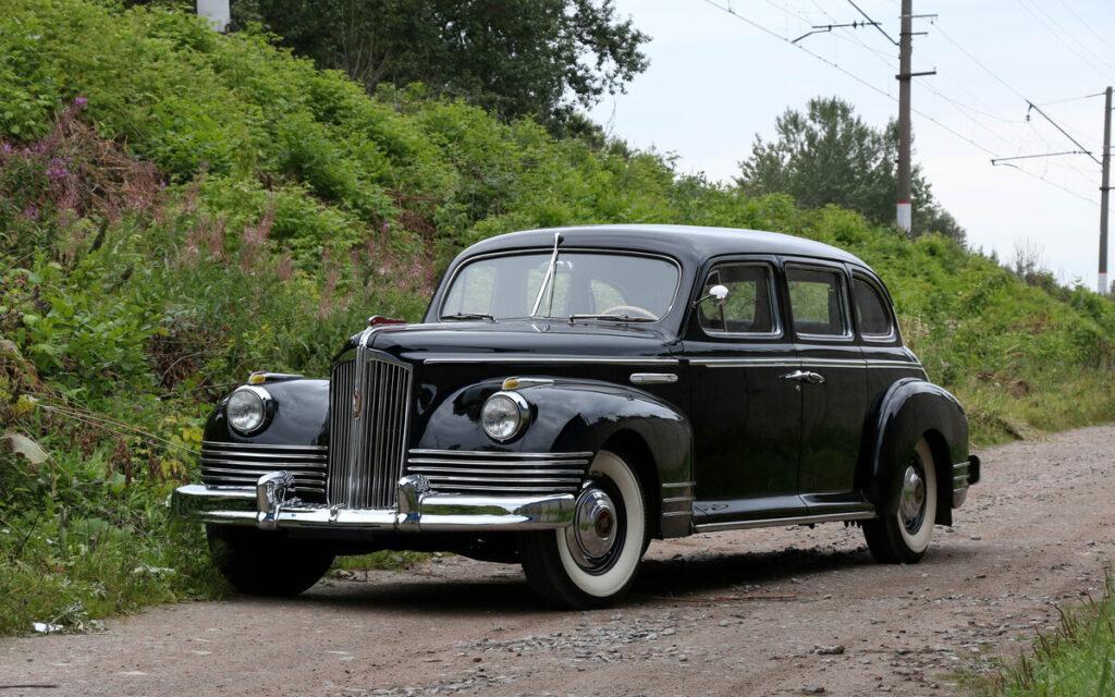 ЗИС-110 – люксовый автомобиль советского производства, сборка которого стартовала уже в 1945-м году