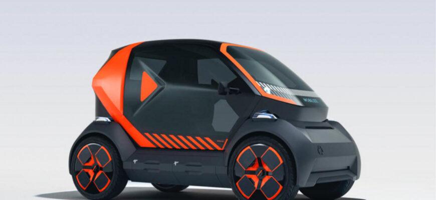 Компания Renault анонсировала свой сервис аренды электромобилей