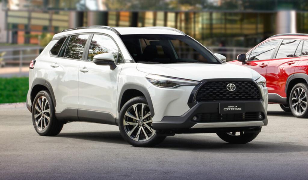 Toyota опубликовала тизерный ролик с анонсом нового кроссовера
