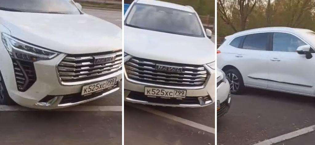 ВИДЕО: Новый Haval Jolion засняли в Москве