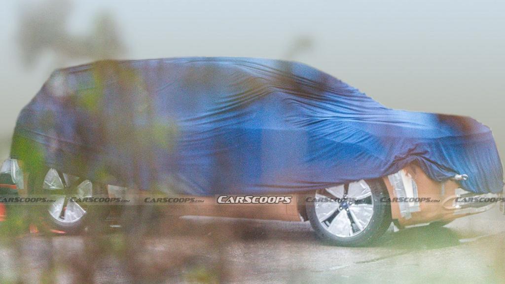 Прототип нового электромобиля Ford