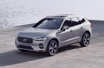 Volvo серьезно увеличила продажи автомобилей в России