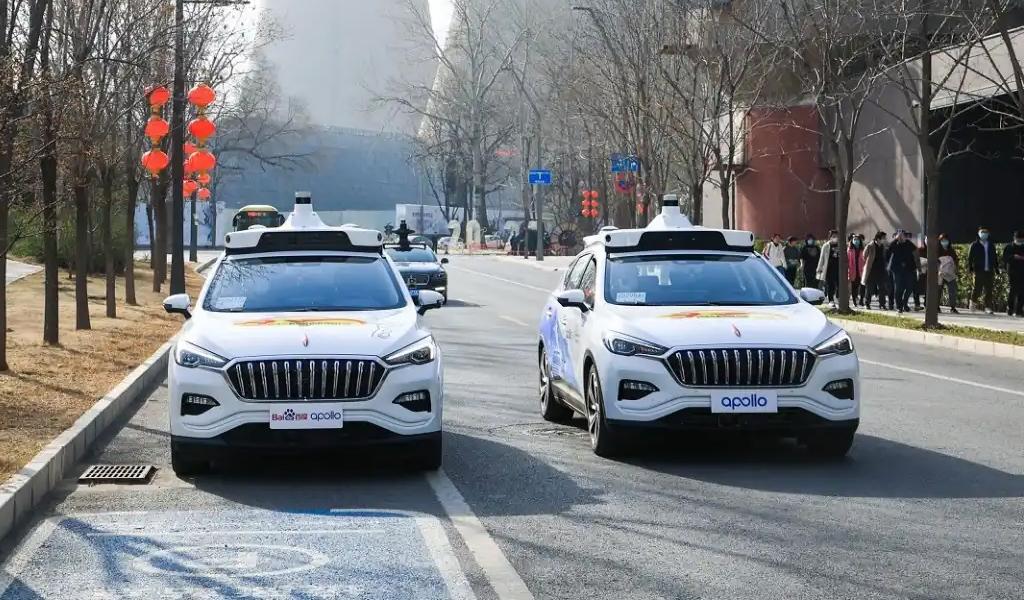 В Китае начнет работать такси совсем без водителя