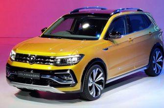 Volkswagen представил новый кроссовер Taigun, который станет конкурентом Seltos и Creta