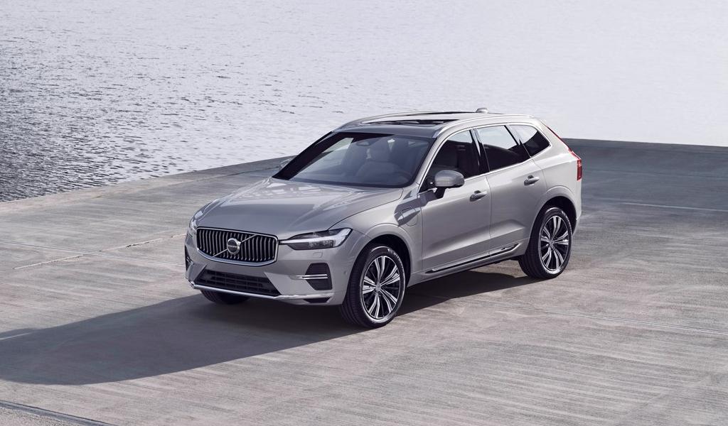 Volvo изменила цены на шесть моделей в России