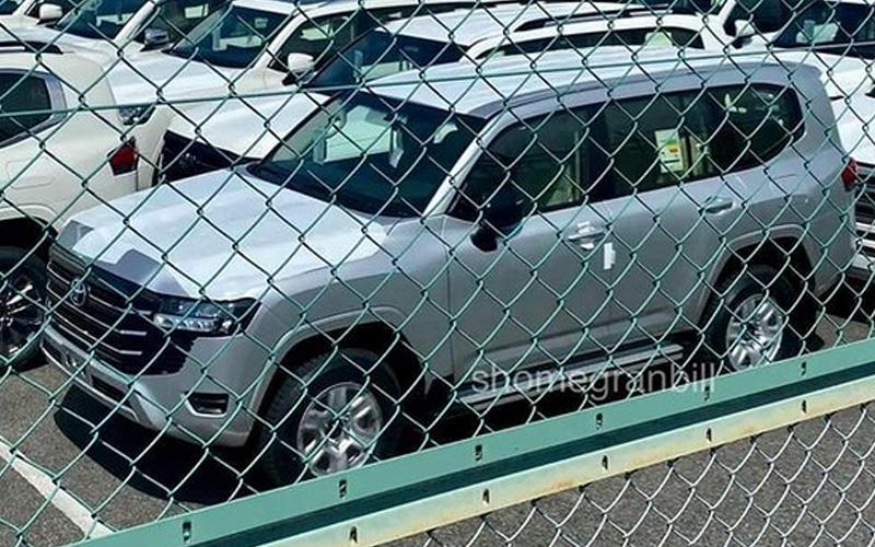 Toyota Land Cruiser нового поколения