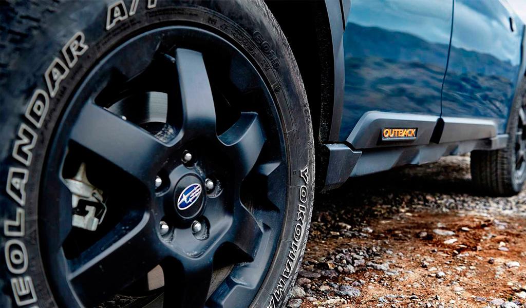 Subaru анонсировал Outback в новой версии Wilderness Edition