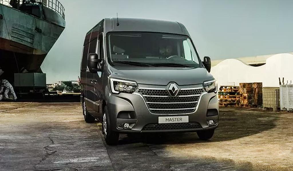 В России отзывают автомобили Renault Master