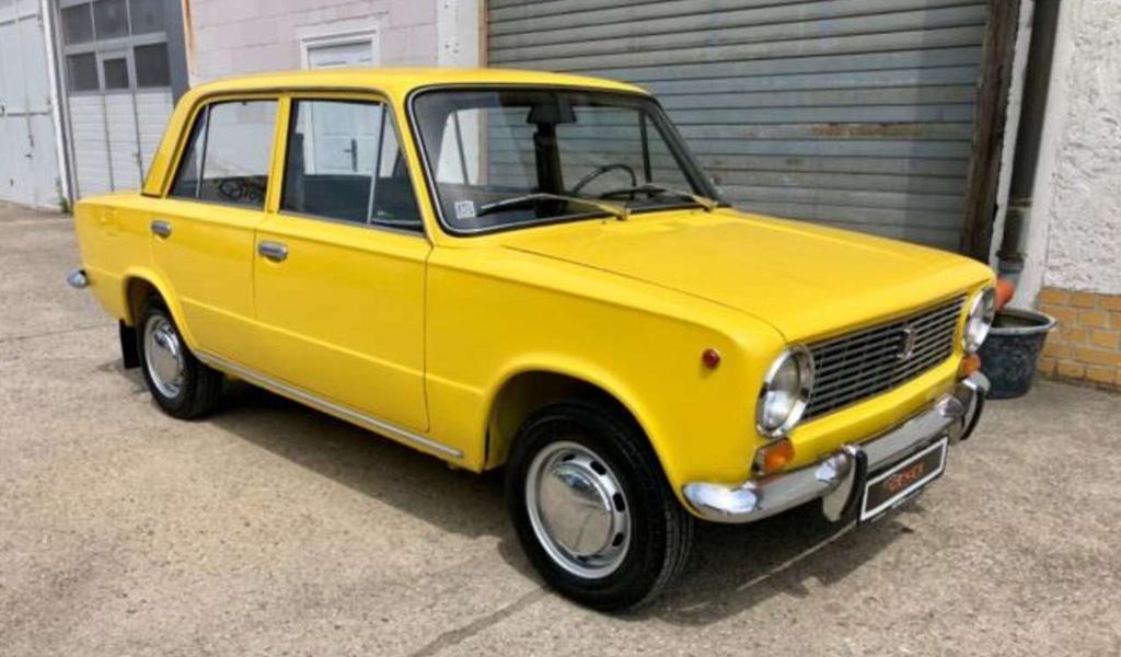 В Германии продают 42-летний ВАЗ-2101 «Копейка» за 15 тыс. евро