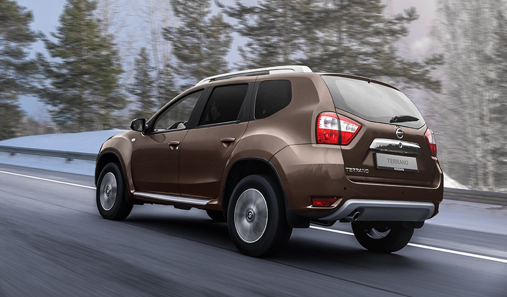 Nissan второй раз за месяц поднял цены на кроссовер Terrano