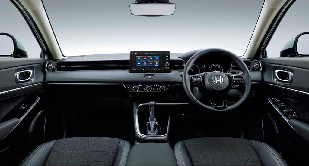 Салон Honda HR-V