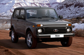 В Южной Америке будут продавать Lada Niva Travel