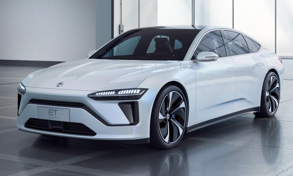 Китайские электромобили NIO начнут покорять Европу