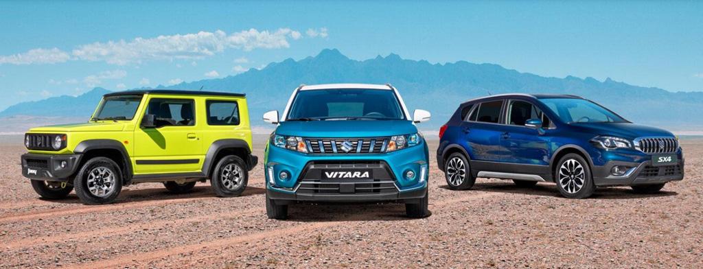 Suzuki планирует существенно увеличить продажи машин в России