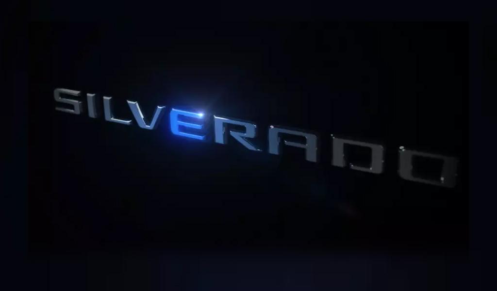 Chevrolet выпустит электрический пикап Silverado