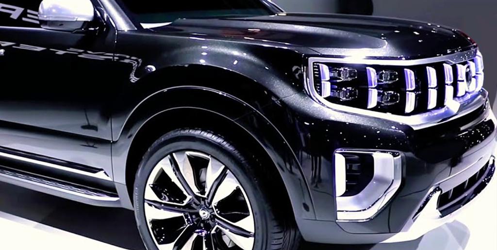 Kia отказалась от планов создать конкурента внедорожнику Toyota Land Cruiser