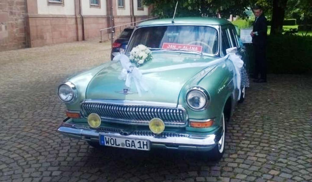 В Германии продают 58-летнюю «Волгу» за 3,6 миллиона рублей