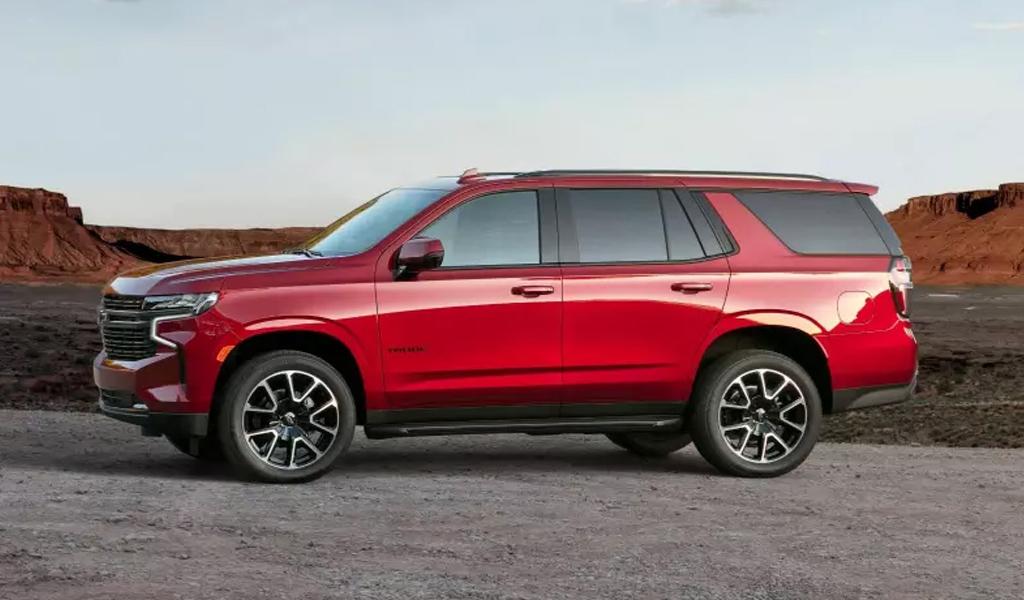 GM привезет в Россию новый Chevrolet Tahoe в начале лета
