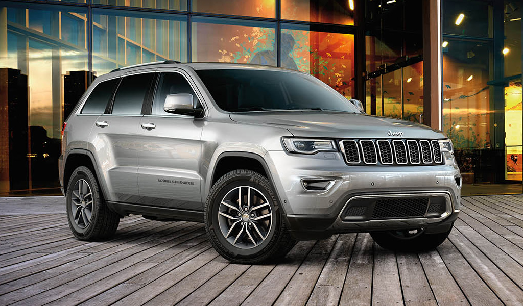 В России на 100 тысяч рублей подорожали три модели Jeep