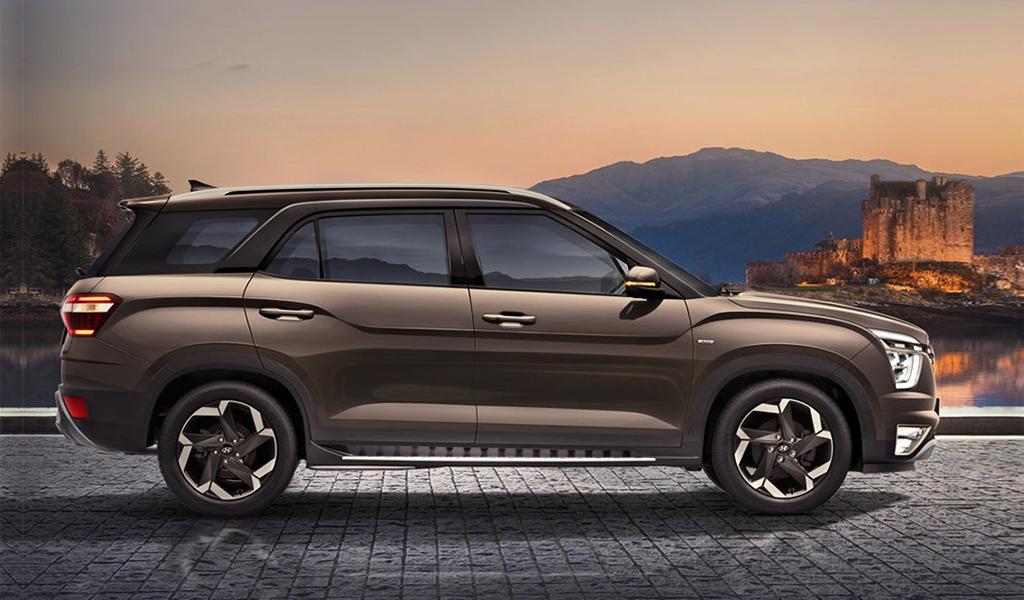 Hyundai объявила о старте приема заказов на удлиненную Creta