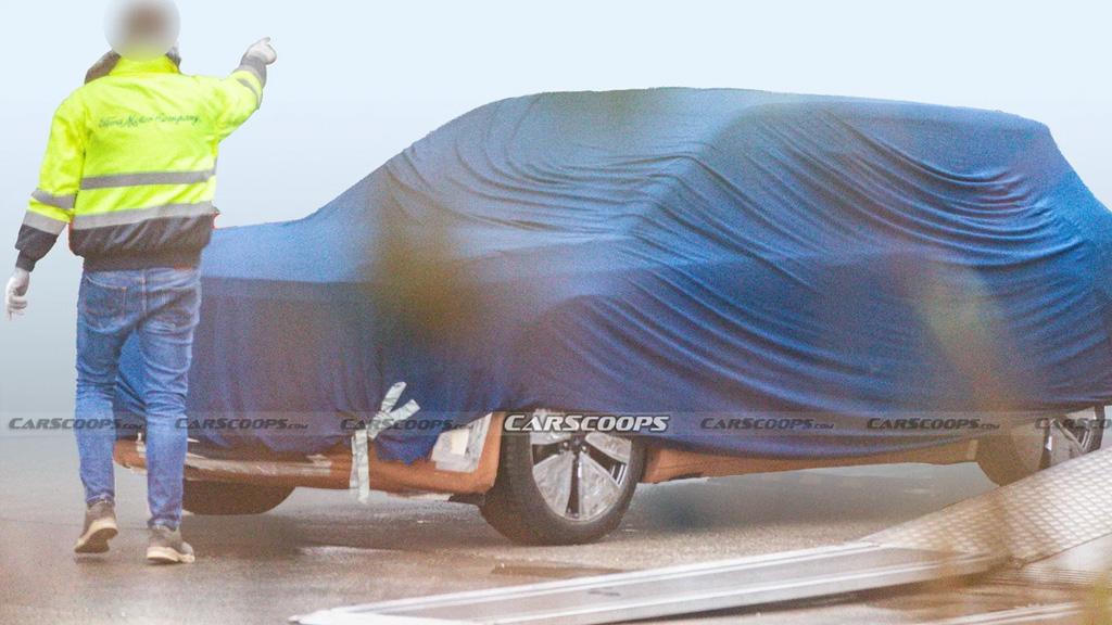 Новый электромобиль Ford засветился на фото