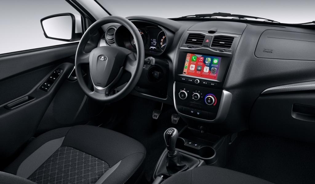 Начались продажи «Лады Гранты» с новой мультимедиа EnjoY Pro с Яндекс.Авто