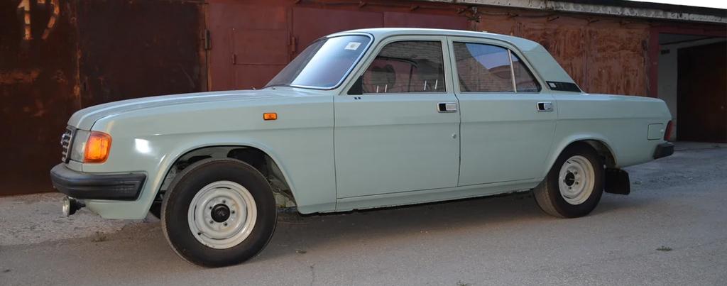 ГАЗ-31029 «Волга»