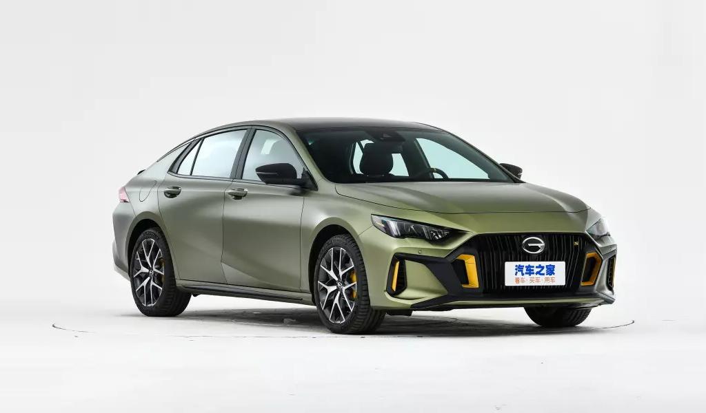 В продажу поступил спортивный седан от GAC за 1,1 млн рублей