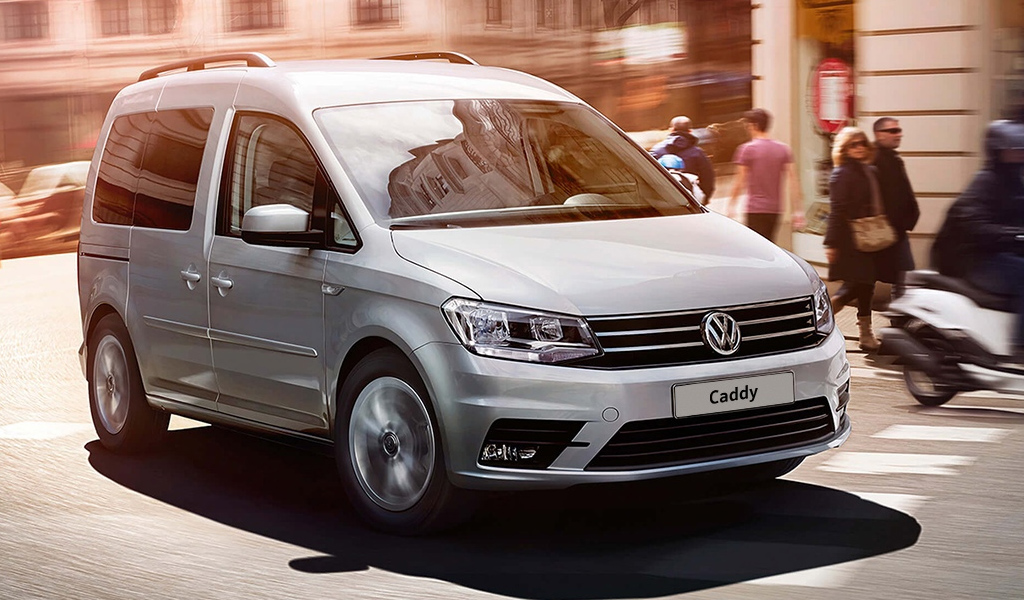 В России отзывают автомобили Volkswagen Caddy