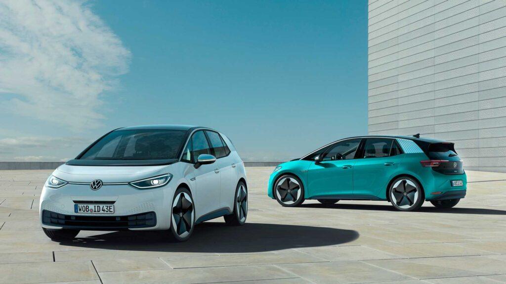 Стало известно, что 85% человек, из тех, что приобрели VW ID.3, стали для бренда принципиально новыми клиентами