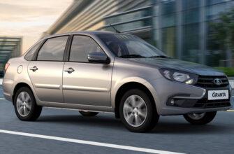 ТОП-10 самых покупаемых автомобилей месяца в России