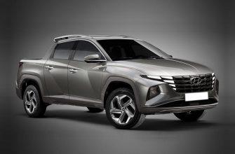 Опубликованы первые официальные изображения нового пикапа Hyundai