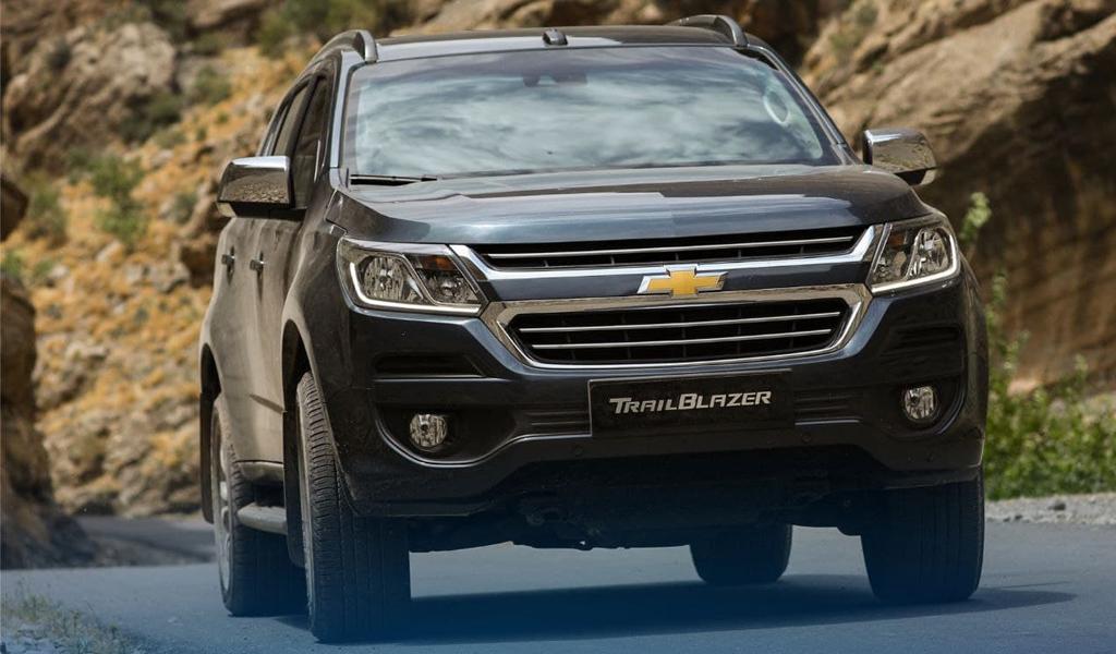 UzAuto обявил о специальных условиях на покупку Chevrolet Trailblazer