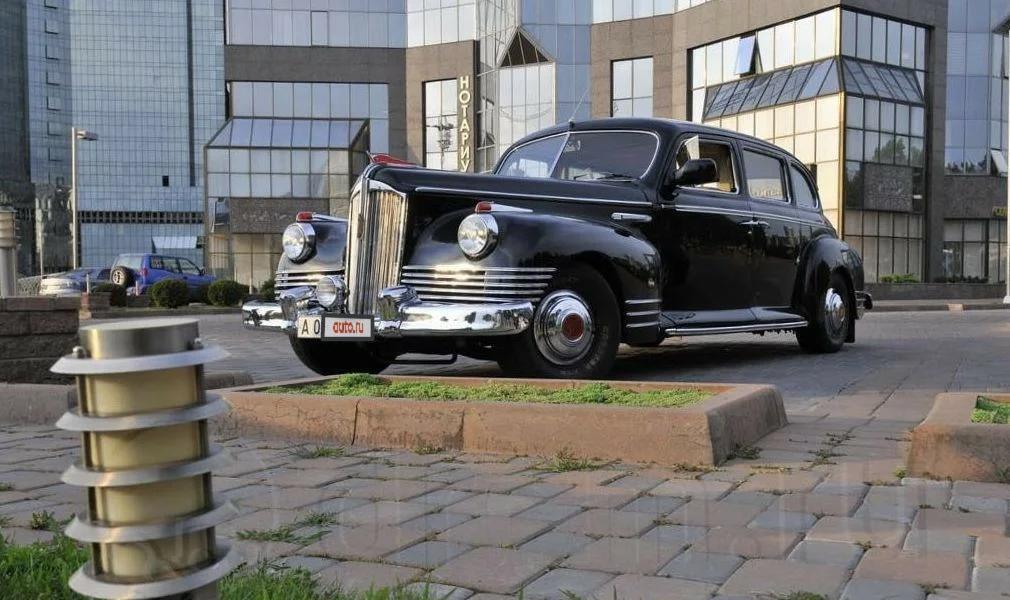 В России за 15 млн рублей продают лимузин ЗиС-110 1947 года