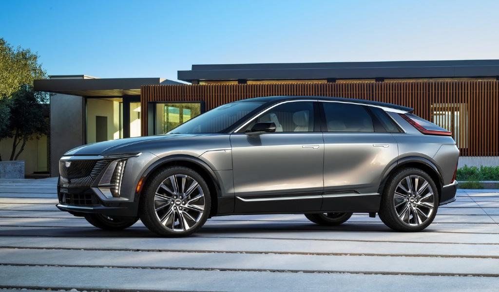 Cadillac представил электрокроссовер, который может привезти в Россию