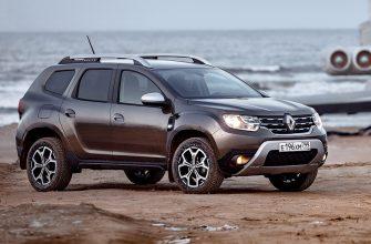 Renault Duster из России начали поставлять в Беларусь, Казахстан, Армению, Азербайджан и Киргизстан