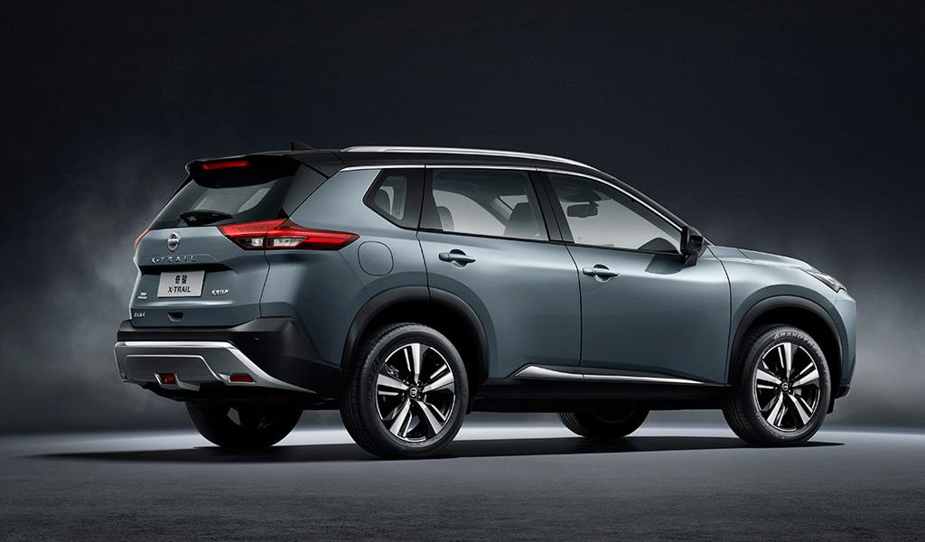 Новый Nissan X-Trail