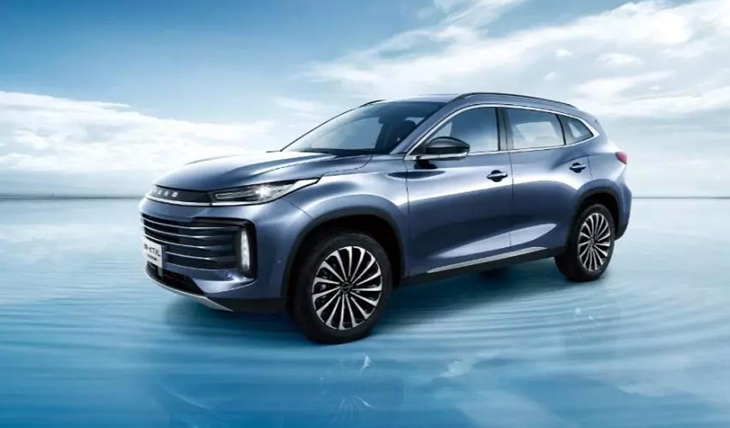 CHERYEXEED в этом году привезет в Россию три новых автомобиля