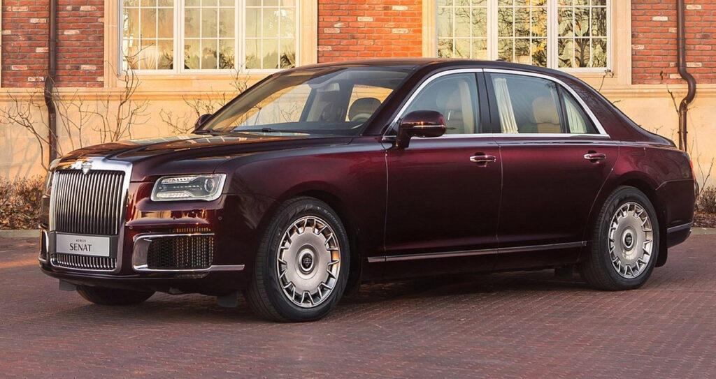Aurus планирует экспортировать порядка 70% произведенных автомобилей
