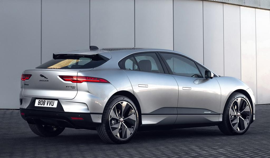 Из нынешних SUV компания Jaguar оставит лишь один электрокроссовер