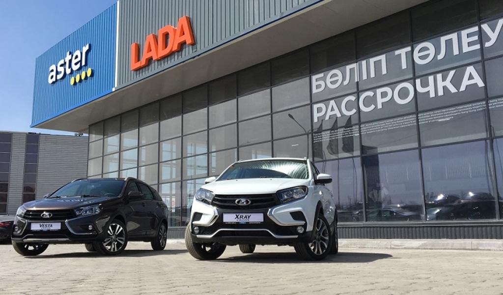 В Казахстане начал работать новый дилер АВТОВАЗа