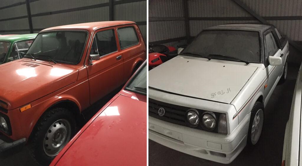 В Москве на продажу выставили коллекцию из 16 автомобилей Lada за 16 млн рублей