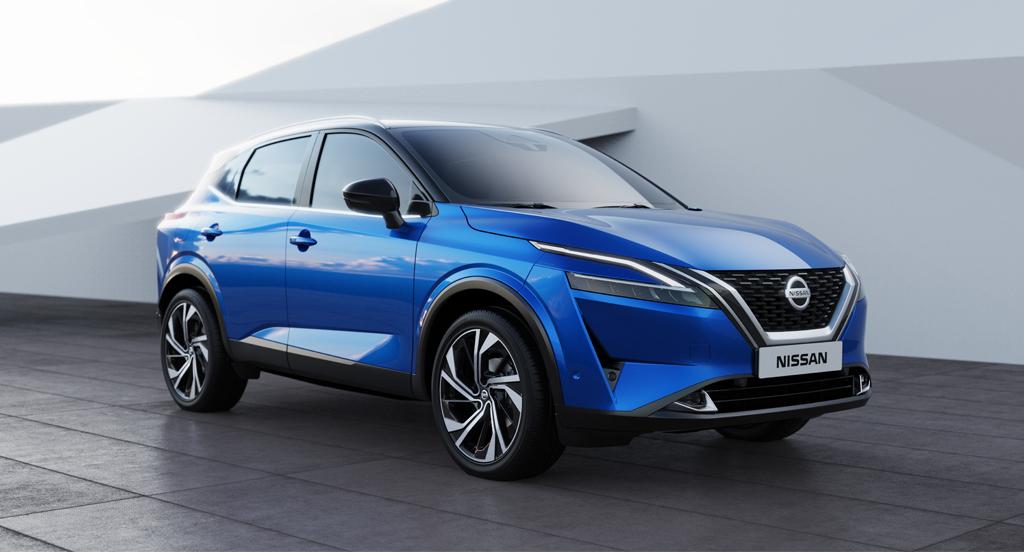 Nissan представил новый Qashqai