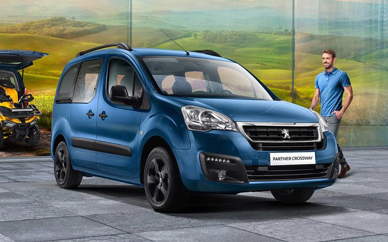 В России подорожали две коммерческие модели Peugeot