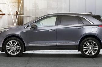 Cadillac изменил цены на три модели в России