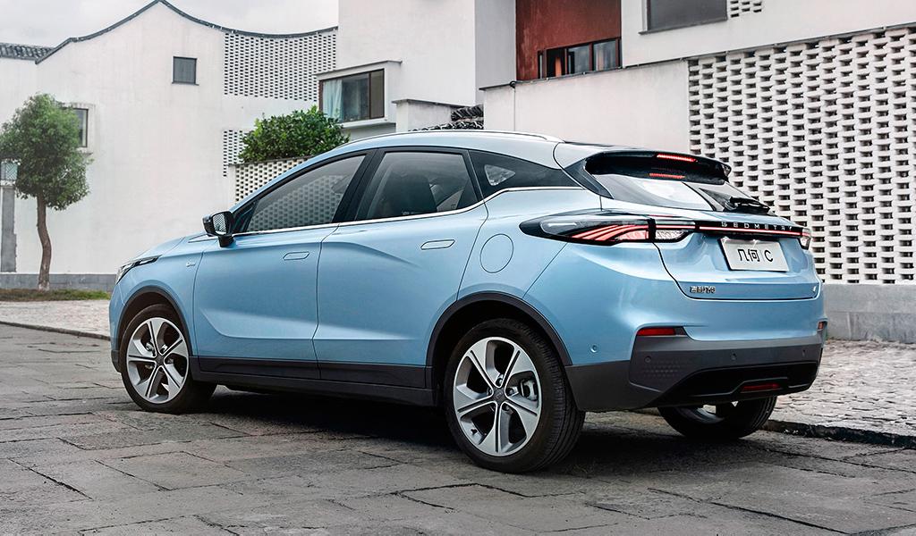 В Белоруссии стартовал прием заказов на новый электромобиль